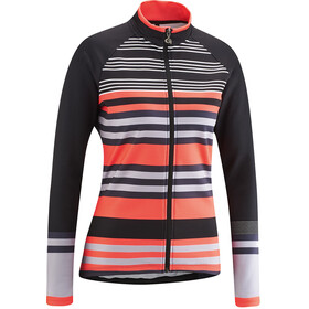 Gonso Lana Full-Zip LS Jersey Women black